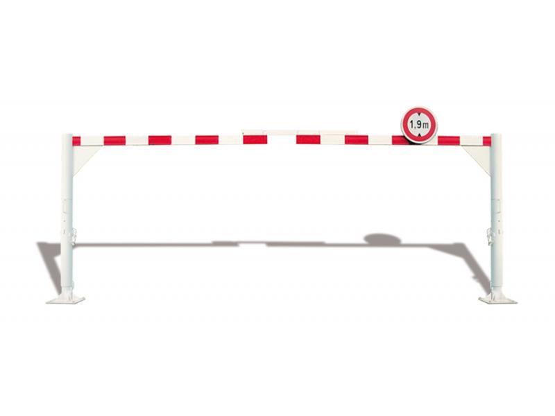 Gabarit De Passage Pivotant - Série GPP - Possibilité de positionner 2 gabarits vis à vis