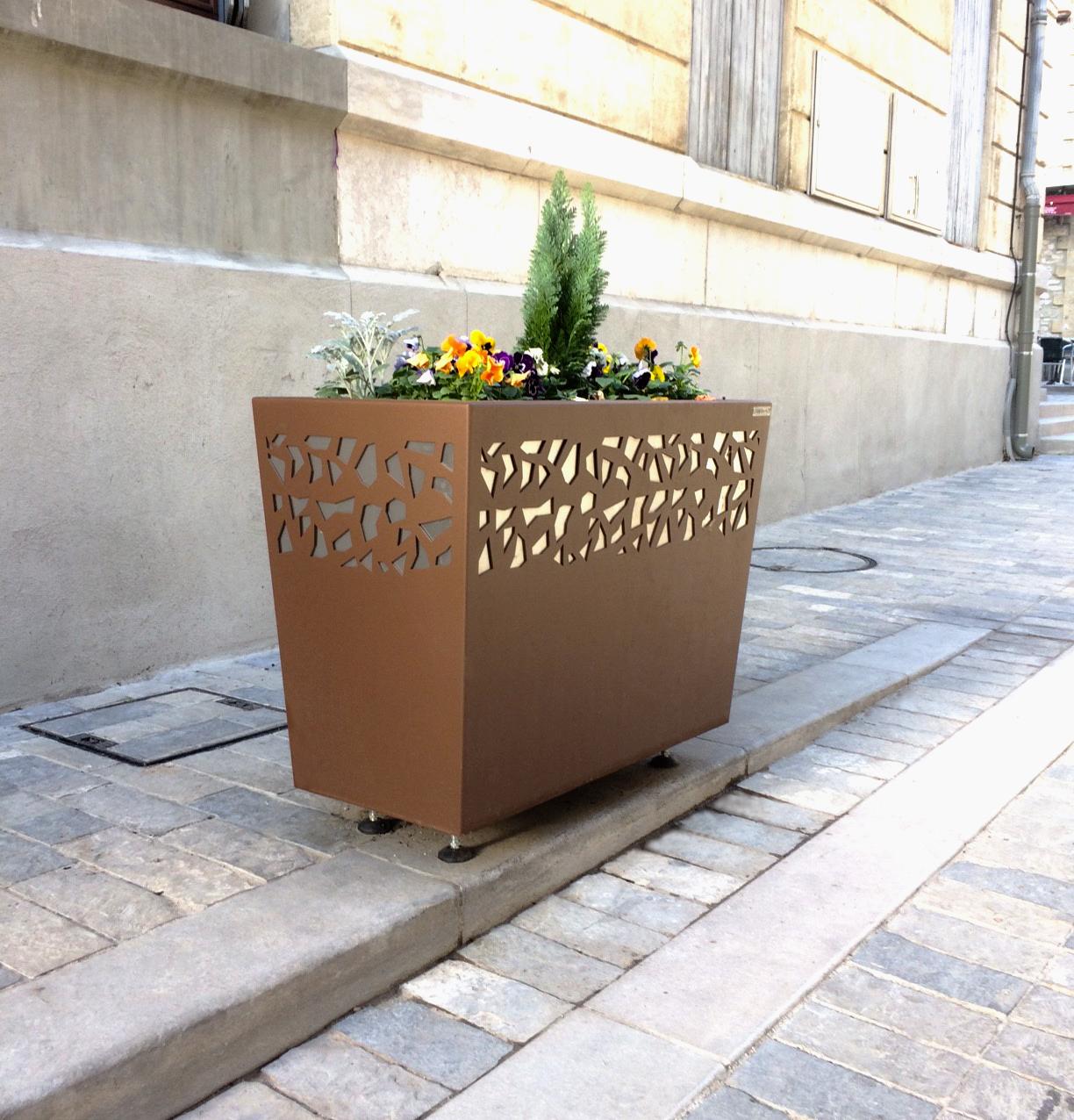 am nagement du centre ville de quissac urban nt. Black Bedroom Furniture Sets. Home Design Ideas