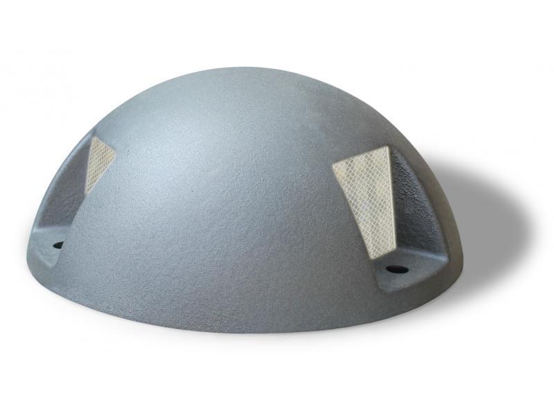 Demi-sphère Canebière - RAL7030