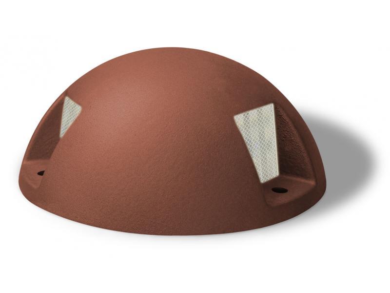 Demi-sphère Canebière - Rouille Givrée