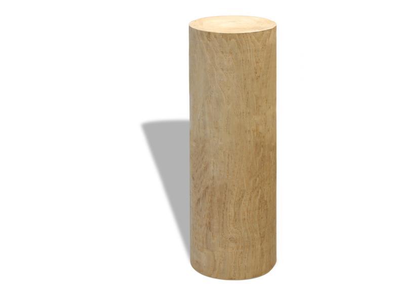 Borne Bois cylindrique