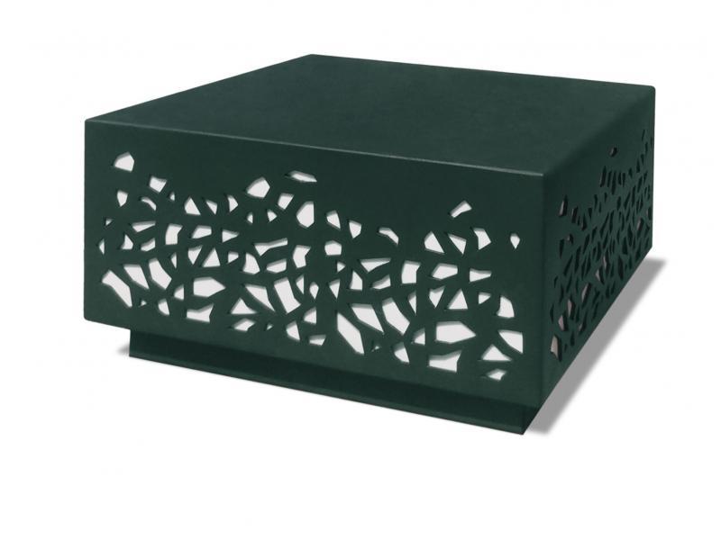 Cube Hanaba - RAL 6012