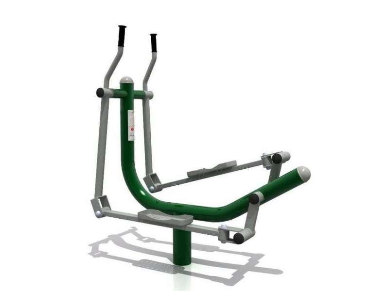Le vélo elliptique